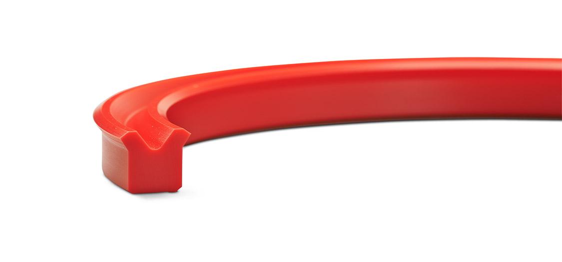 Symmetrical Rod Seal U-Cup