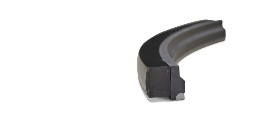 188 Series Heavy-Duty Rod Seal with Integrated Backup Ring