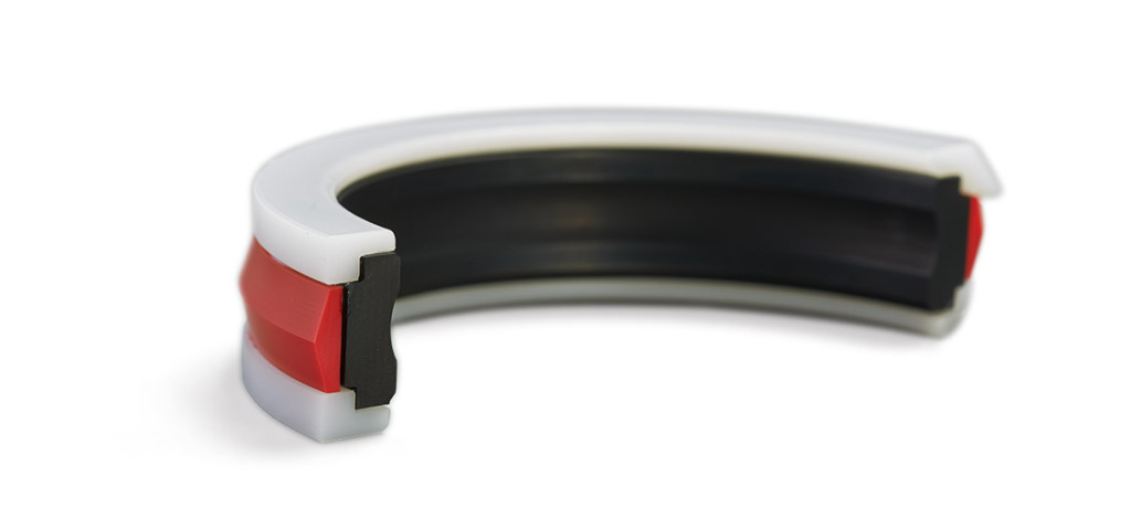 233 Series Heavy-Duty, Four-Piece Piston Seal