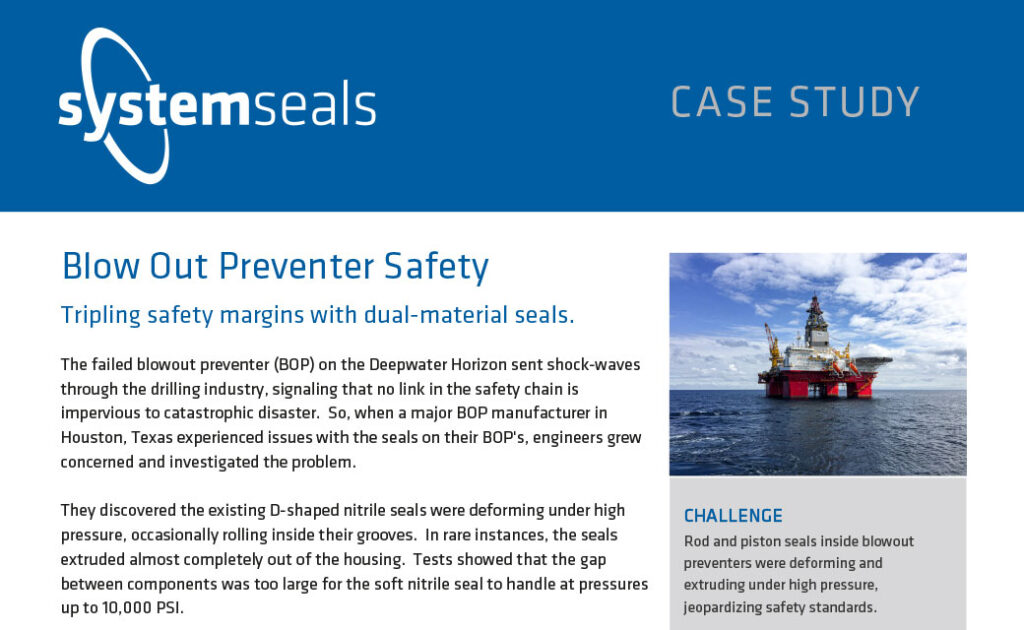 Blow Out Preventer Safety