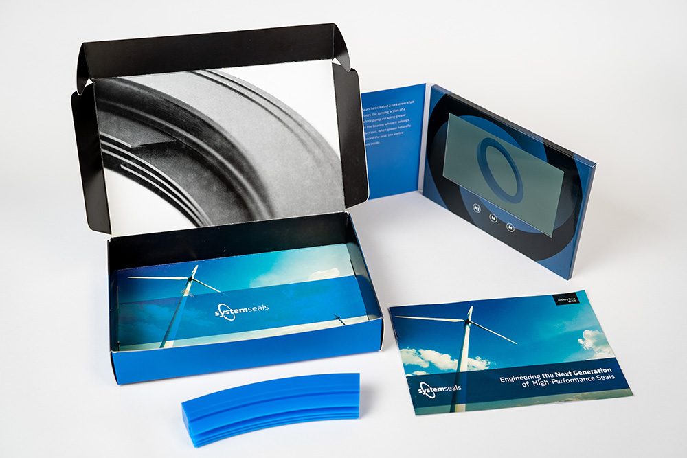System Seals Vortex wind turbine seal information packet